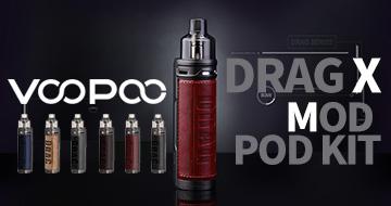 VOOPOO Drag X Mod Pod Kit