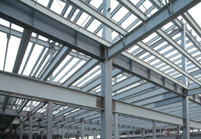 STEEL STRUCTURE, MAINTENANCE BUILDING steel, building maintenance