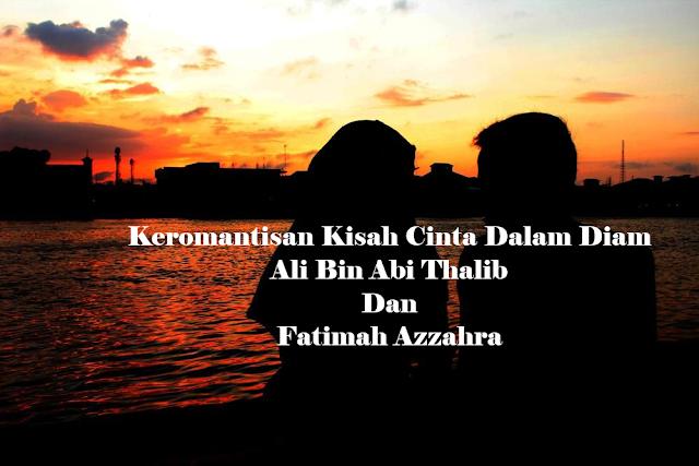 kisah cinta ali dan fatimah ali bin abi thalib
