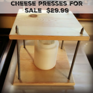 Cheese presses for sale