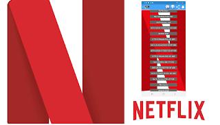 أفضل تطبيق لمشاهدة الأفلام والمسلسلات نتفليكس NETFLIX مجانا طريقة مشاهدة برامج و الأفلام والمسلسلات نتفليكس NETFLIX مجانا على الأندرويد