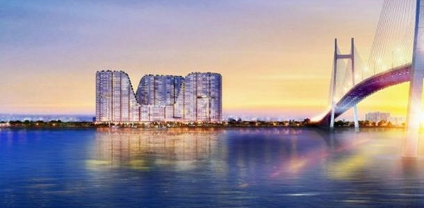 Căn hộ River City view cầu Phú Mỹ
