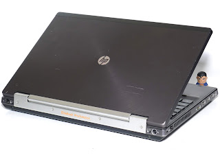 Laptop Design HP EliteBook Workstation 8560W Core i7
