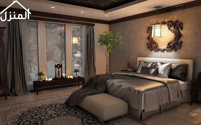 صور ديكور غرف نوم كلاسيك