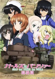 Girls und Panzer: das Finale