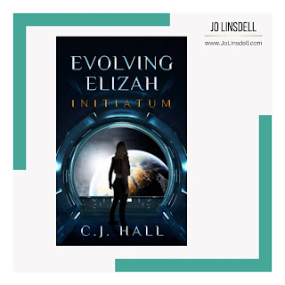 Book Review: Evolving Elizah: Initiatum by CJ Hall