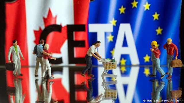 Κινδυνεύει η φέτα  από την... CETA;