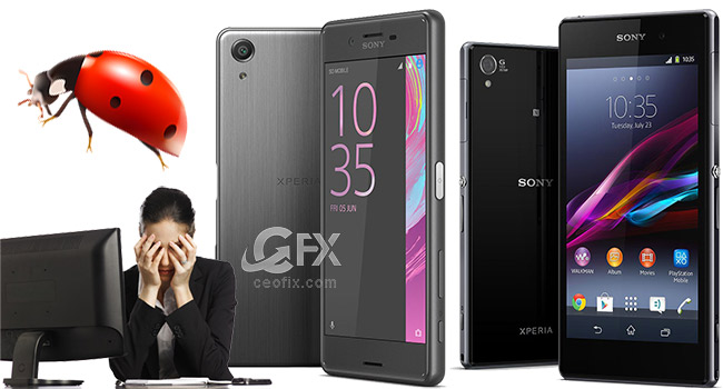Sony Telefonlarda Veri Kaybı Yaşayabilirsiniz