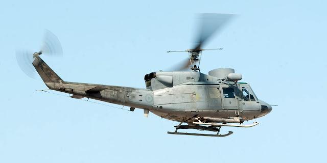 Επιτήρηση με ελικόπτερο της Πολεμικής Αεροπορίας και στην Αργολίδα για την πρόληψη πυρκαγιών