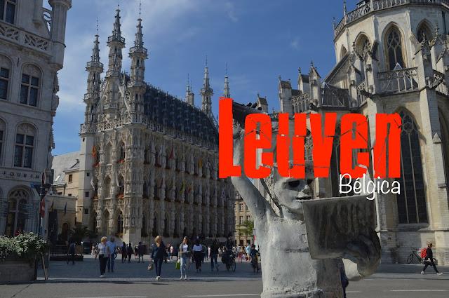O que visitar em Leven/ Lovaina, Bélgica.