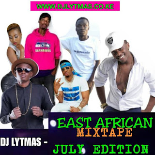 DJ LYTMAS - BONGO MIX 2019 [EAST AFRICAN MIXTAPE JULY EDITION]