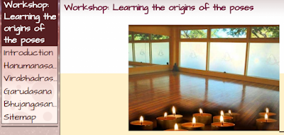 indian epics readings and resources project idea yoga