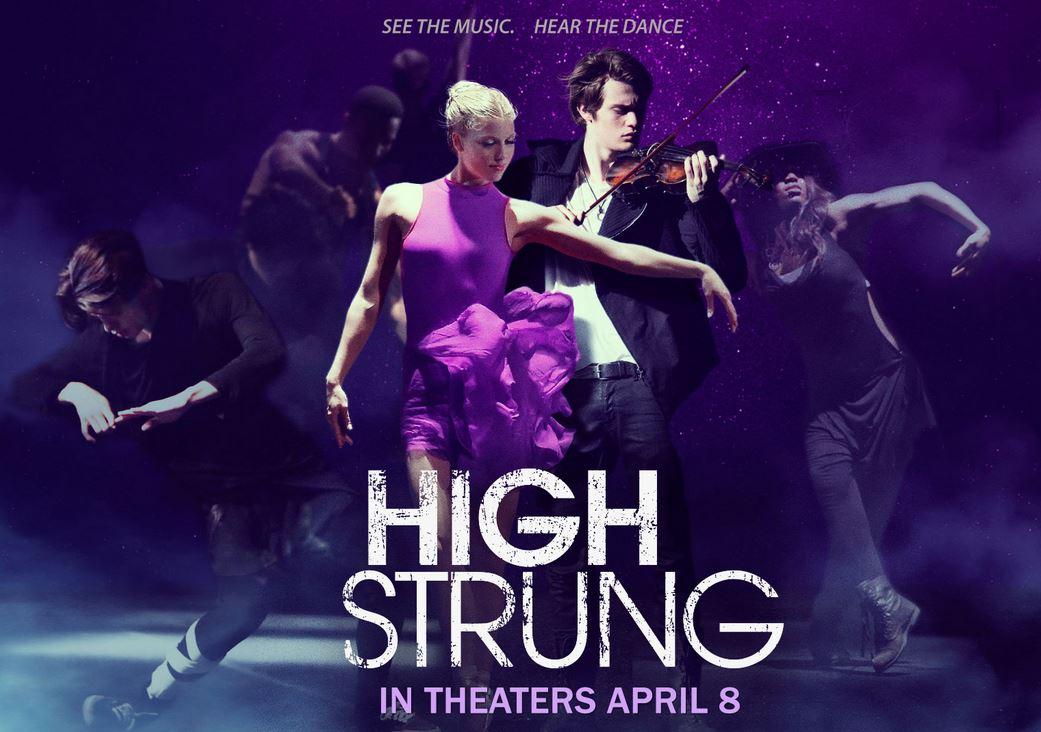 Watch Movie Online High Strung (2016)