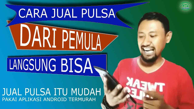Jual Pulsa Paling Murah, Market Pulsa Digital