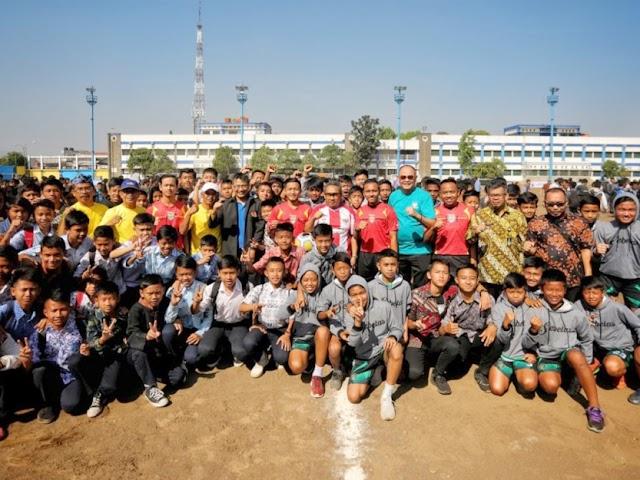 57 Tim Siap Berlaga di Liga Pendidikan Indonesia 2019 Tingkat Kota Bandung