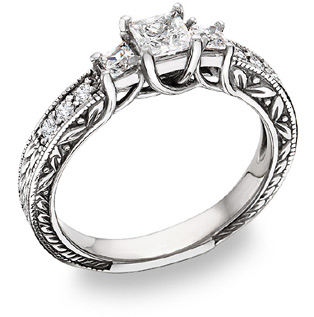 Simple Cheap Wedding Rings