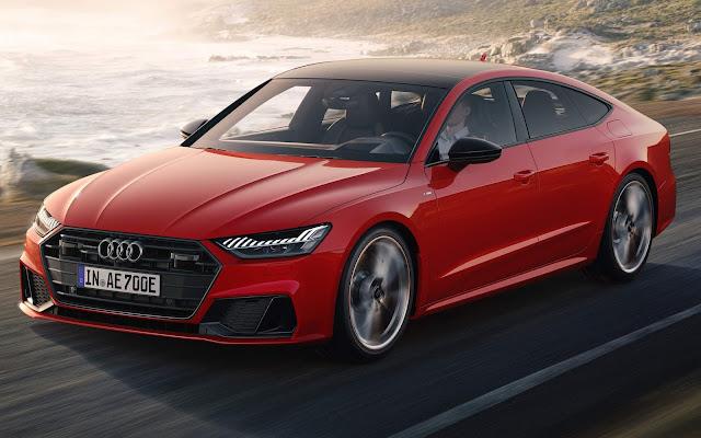 Novo Audi A7 plug-In Hybrid: autonomia eletrica de 40 km