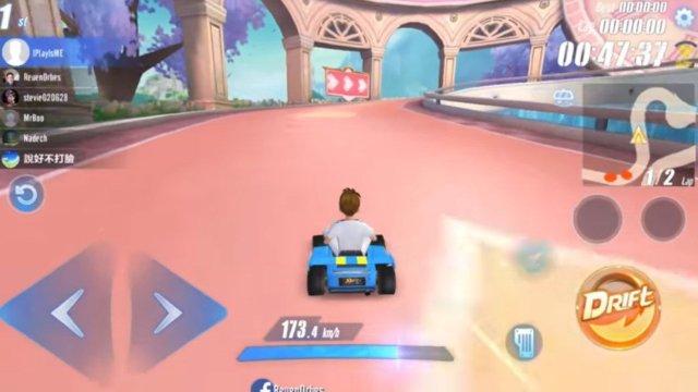 Game balapan online terbaik di Android