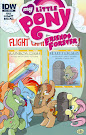 MLP Friends Forever #18 Comic Cover Subscription Variant