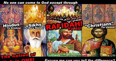 Daftar Kejahatan Syiah Sepanjang Sejarah Islam