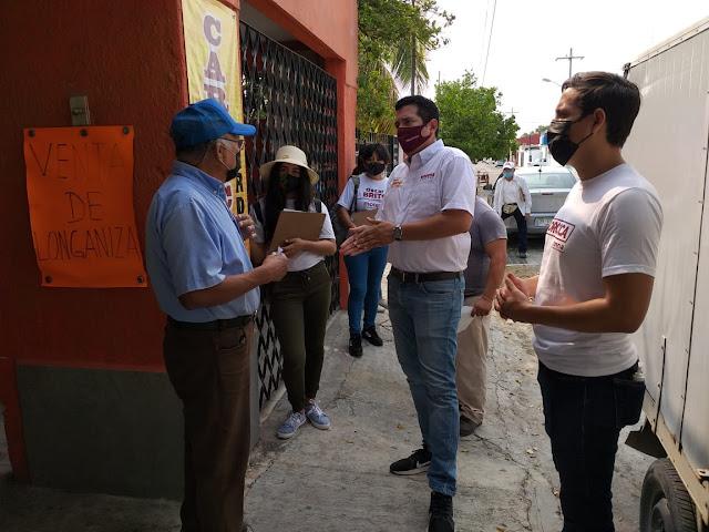 Oscar Brito ampliará cobertura de estímulos económico para pequeños negocios