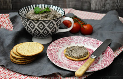 Scottish Mushroom & Chestnut Pate