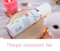 Masque ressourçant Rose caresse