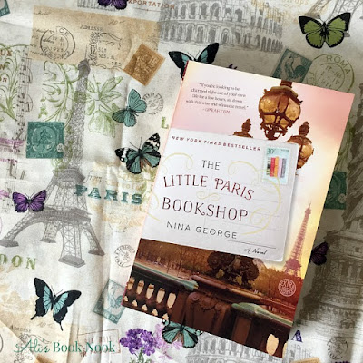 Weekend Reading Book Little Paris Bookshop Nina George