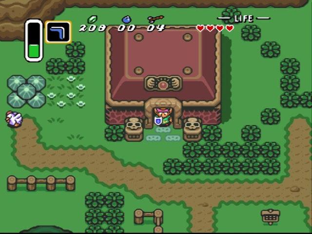 The Legend of Zelda Super Nintendo