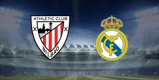 مباراة ريال مدريد وأتلتيك بلباو بتاريخ 22-12-2019 الدوري الاسباني