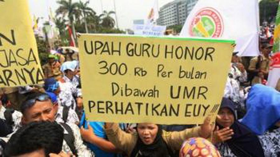 IGI: Segera Susun Mekanisme Rekrutmen Guru Honorer