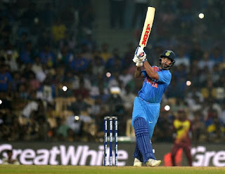 India vs West Indies 3rd T20I Highlights