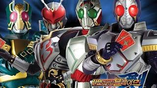 Kamen Rider Blade Episódio 01