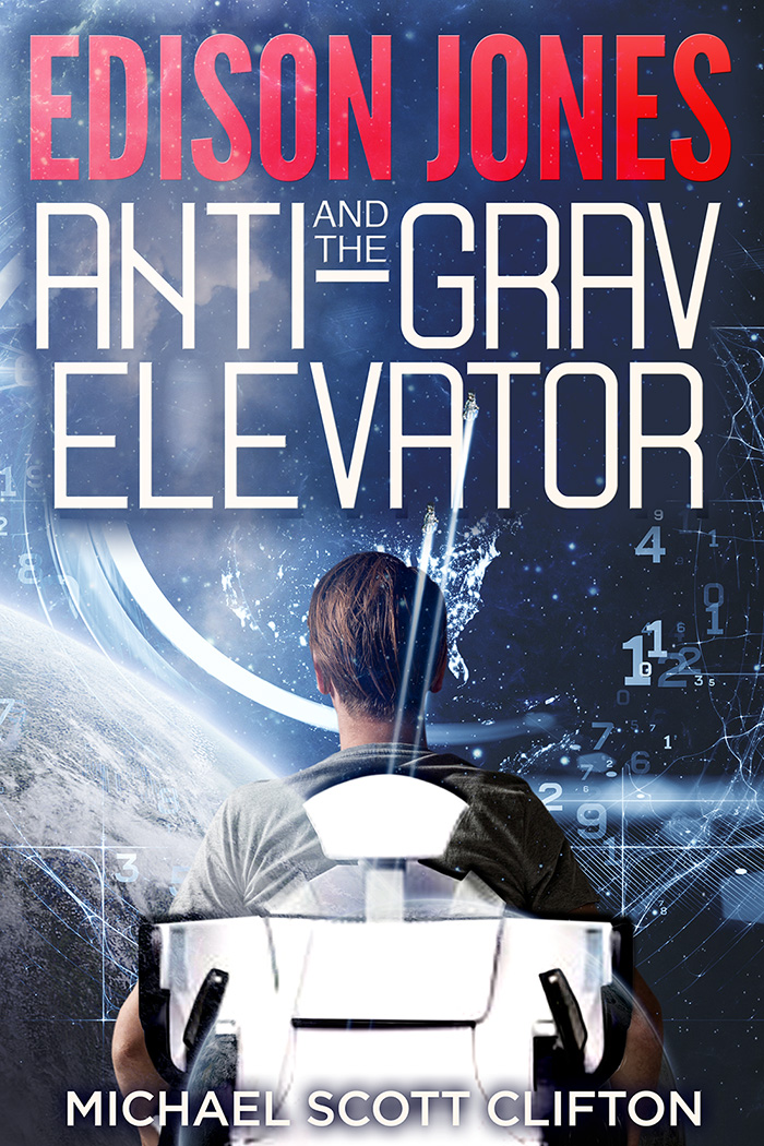 Edison Jones and the Anti-Grav Elevator book cover
