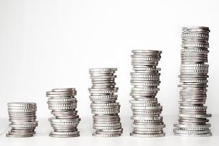 Foto ilustrasi uang koin