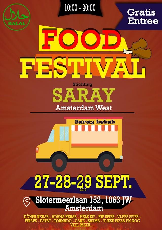 Amsterdam Saray Food Festival