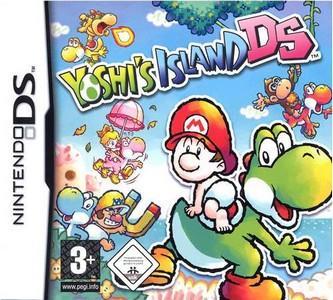 Rom Yoshi Island DS NDS