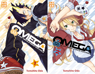 Critique Manga : OMEGA
