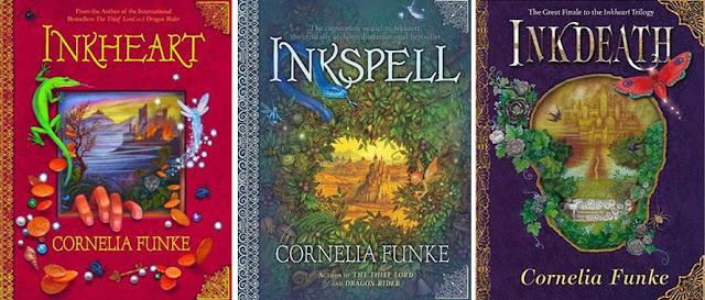 Inkworld by Cornelia Funke