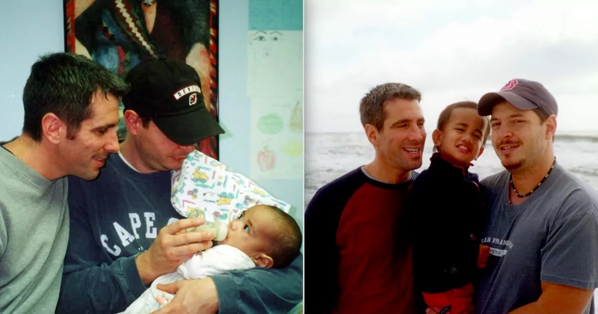 Gay Couple Who Found Baby On New York Subway Station Adopted Him And Is Now Their Son