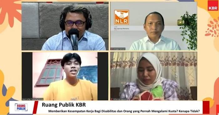Live Streaming di Channel Youtube Berita KBR