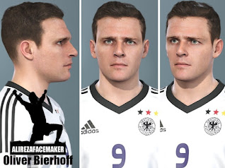 PES 2021 Faces Oliver Bierhoff by Alireza