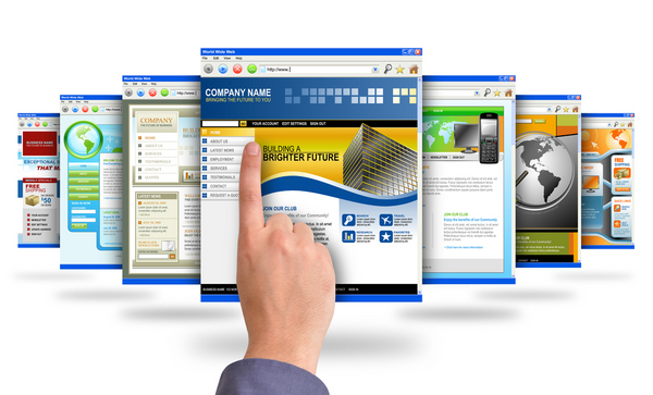 8 - الربح عن طريق إنشاء موقعك الخاص . (ادسنس)