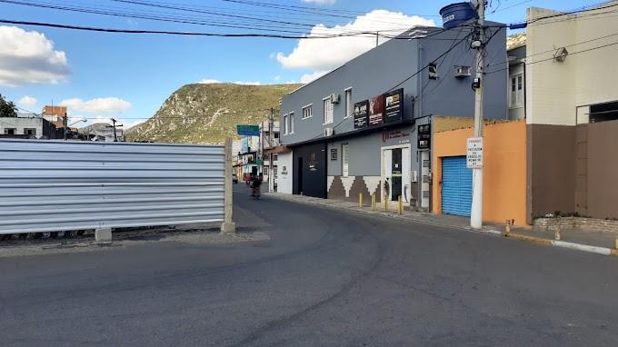 Jacobina: SMTT libera o tráfego de veículos em frente ao Sambódromo durante o dia