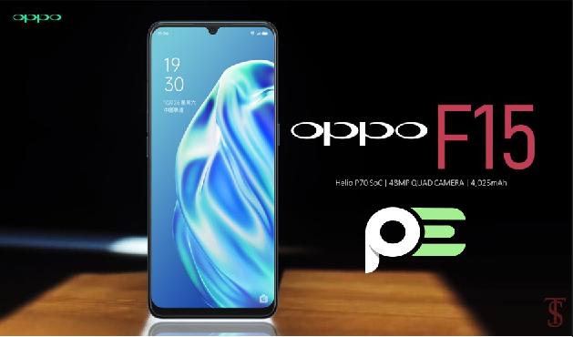 هاتف Oppo F15