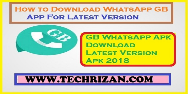 GB WhatsApp Downloaded Latest Version For Free