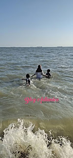 Balik Kampung | Rindu pantai dan laut di Pengkalan Balak, Melaka