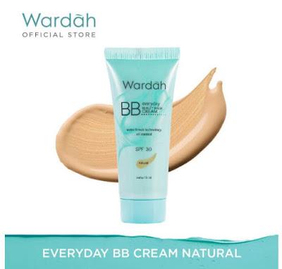 Wardah Everyday BB Cream Natural