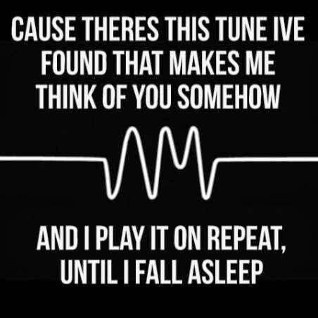 Arctic Monkeys Do I Wanna Know Midi Cable