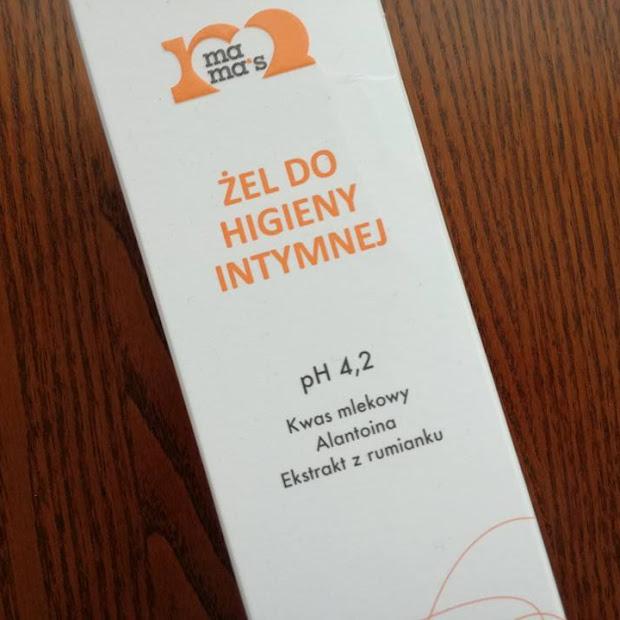 Mama's Żel do higieny intymnej
